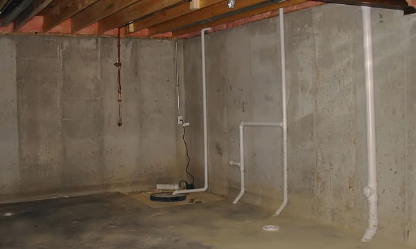 Basement Sump Pump Installation and Service and Repair.