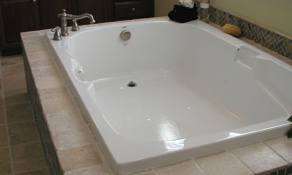 Hot Tub and Spa Plumbing in Stoughton, Mass.