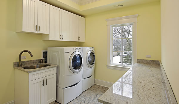 Laundry Room Plumber in Stoughton Mass.