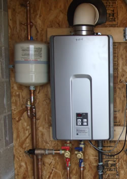 Tankless Water Heater Installer In Greater Boston Area