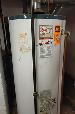 Water Heater Repairs and Replacements in Stoughton Mass.