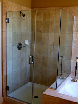 Tile Shower Builder and Plumbing Contractor in Stoughton, Mass.