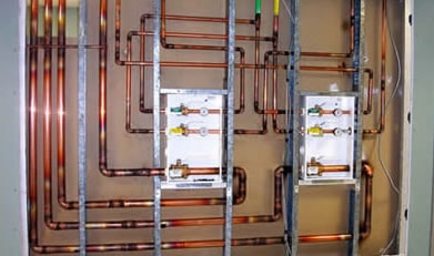 Medical Gas Piping Installations in Greater Boston.